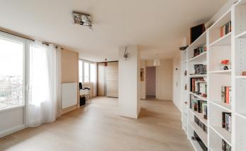 Rénover les murs d'un appartement à Saint Germain en Laye