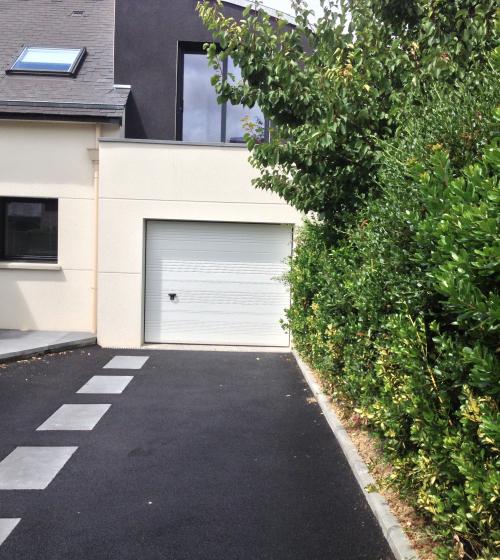 Surélévation d'un garage - La Maison Des Travaux Saint Germain en Laye